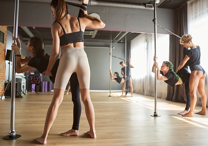 Deciplus, logiciel de gestion pour les écoles de danse et studios de pole dance -  - marketing