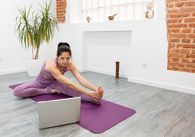 Deciplus, logiciel de gestion pour salle de fitness - cours vidéo en ligne et vidéothèque