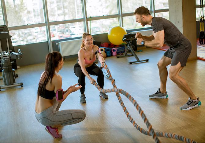 Deciplus, logiciel de gestion pour le CrossFit et le Cross Training - outils marketing