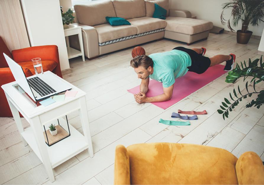 Deciplus, logiciel de gestion pour les salles de sport et de fitness - cours vidéo en ligne et vidéothèque