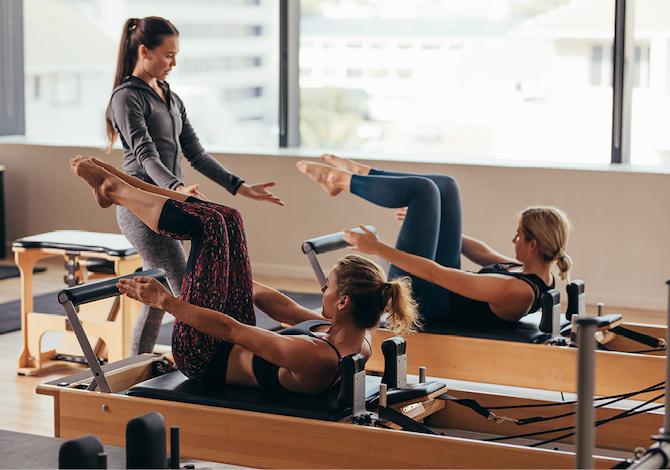 Deciplus, logiciel de gestion pour les studios de yoga et Pilates - Gestion des membres