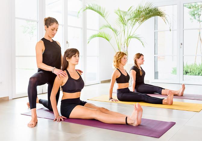 Deciplus, logiciel de gestion pour les studios de yoga et Pilates - outils marketing