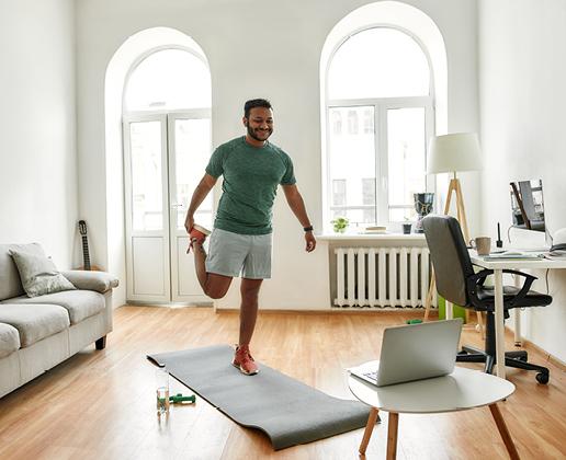 Cours vidéo fitness, yoga, Pilates en replay avec Deciplus, logiciel pour le sport et le bien-être