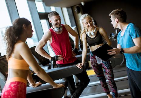 Deciplus, logiciel de gestion fitness et wellness, mailing sms et notifications push