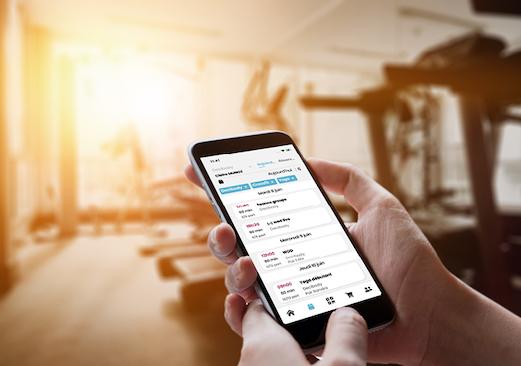 Deciplus, logiciel de réservation cours et séance de sport